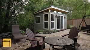 Backyard Office Prefab by Backyard Shed Office Beautiful Prefab Backyard Office Kit Trelis