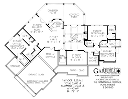 Split Level Ranch Floor Plans 100 Sloping Lot House Plans Baby Nursery Split Level House