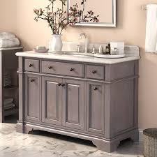 Best Rustic Bathroom Vanities Images On Pinterest Rustic - 48 bathroom vanity antique white