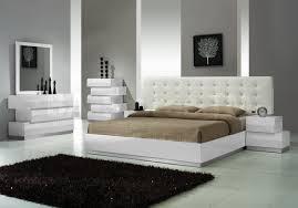 White Bedroom Furniture Design Bedroom Beautiful Design Of White Tufted Headboard For Bedroom