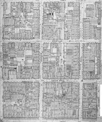 Map New Orleans French Quarter by