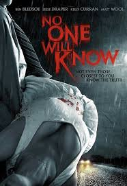 No One Will Know (2012) [Vose]