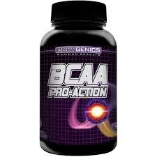 Suplemento BCAA Pro-Action - Bodygenics