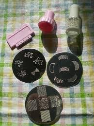 foxfire u0027s finger paint claire u0027s stamping kit