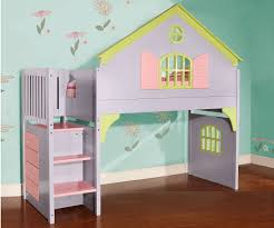 bedrooms for girls with bunk beds 0300 doll house stair stepper loft bed discovery world furniture