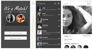 Unofficial Tinder dating app released again for Windows Phone as     Today  a new app called  tin has been released to the Store  It is the same old  tindr app from yore  but with a new app link listing and a slightly new