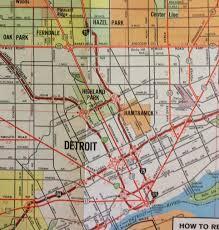 Us Map Michigan by Usa Interstate Highways Wall Map Us Interstate Highway Map Stock