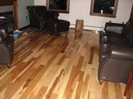 Hardwood In Kitchen by Charming Dark Hickory Wood Floors Photo Ideas Surripui Net
