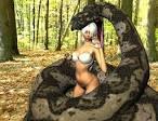 snake vore