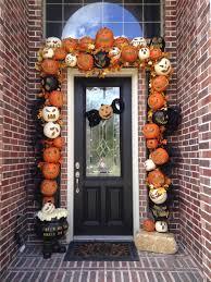 halloween home decorations halloween door decoration halloween pinterest halloween door