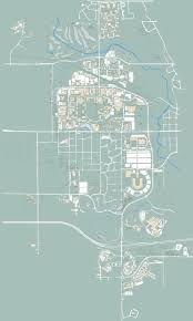Map Of Iowa State by Isu Online Campus Map