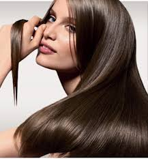 rambut alami