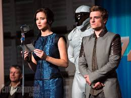 Catching Fire Reveals Two