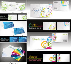 Business Card Eps Template Vector Business Card Templates Vector Graphics Blog