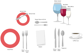 table manners in twenty minutes