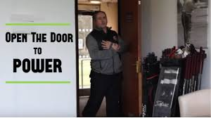 open the door simple golf swing sequence training for power youtube