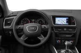 Audi Q5 Interior - 2017 audi q5 styles u0026 features highlights