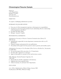 Cosmetologist Resume Objective Summary Example For Resume The Amazing Writing A Resume Summary