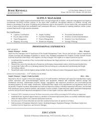 Inventory Specialist Resume Sample by Logistics Specialist Resume Sample Resume Sample