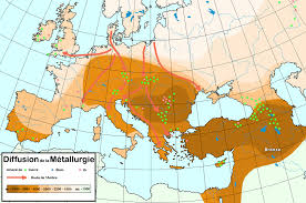 Map Of Western Europe by Bronze Age Europe Wikipedia
