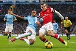 Prediksi Skor Arsenal vs Manchester City 13 Sep 2014 Menarik