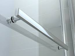 hnnhome 180 pivot double panel over bath shower screen 6 mm glass
