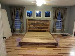 Build Your Own Platform Bed Base by Best 25 Bed Frame With Headboard Ideas On Pinterest