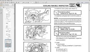 1987 yamaha banshee atv service repair maintenance overhaul manual