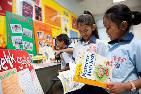 How Parents Can Support Their Children In The Learning of Malay Language in Primary Schools