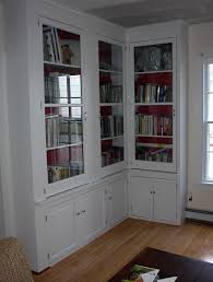 White Short Bookcase by Bookshelves With Doors White Ikea Billy Bookcase With Doors My