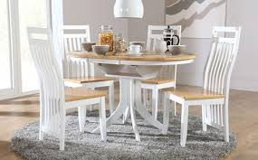 Discount Dining Room Sets Free Shipping by Affordable Chic White Dining Room Table Furnitureanddecors Com Decor