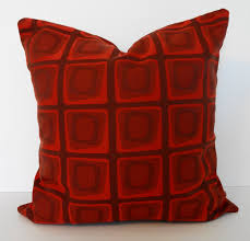 creative red decorative pillows great home decor selecting red