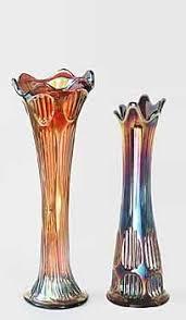 Decorative Glass Vases 23 Best Carnival Glass Funeral Vases Images On Pinterest