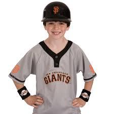 Halloween Baseball Costume Child Mlb Baseball Uniform Halloween Costumes