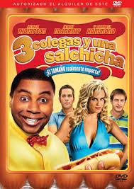 3 colegas y una salchicha (2008)