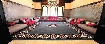 idee deco oriental tapis artco pour salon marocain idées de décoration intérieure