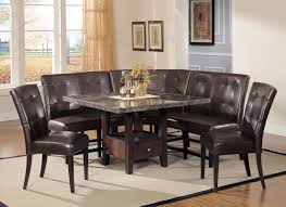 dining room sets with bench decofurnish