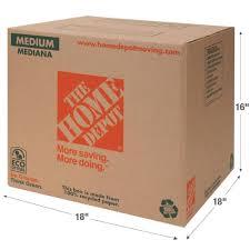 the home depot 18 in l x 18 in w x 16 in d medium box 1001005