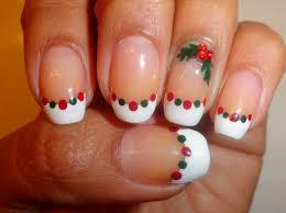 christmas nail ideas le petite nail salon in ellenton fl