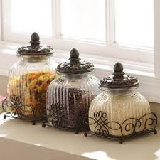 Glass Kitchen Canisters Airtight by 100 Kitchen Glass Canisters 25 Best Kitchen Jars Ideas On