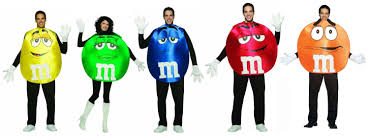 candy poncho group costume halloween costumes 2012