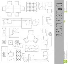 fashionable symbols used drawing house plans 11 floor plan symbols