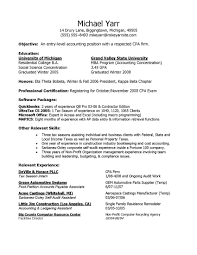 sample examples for  resume template finance more accounting     Perfect Resume Example Resume And Cover Letter