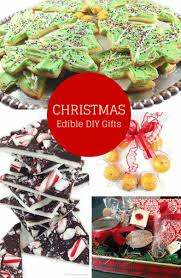 best diy edible christmas gifts giveaway through her looking glass