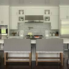 kitchen backsplash trim ideas grey marble staggered kitchen backsplash design ideas