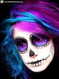 halloween hair archives rainbow hair colour