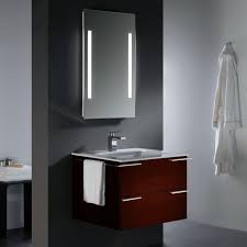 lighted mirror bathroom for chic look lighted mirrors for