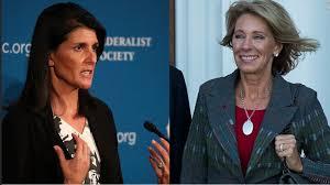 betsy devos picked for trump u0027s education secretary cnnpolitics