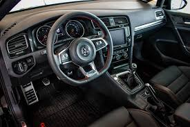 2016 volkswagen golf gti performance manual transmission fwd