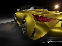 lexus convertible photos lexus lf c2 concept is the samurai of convertibles autoevolution